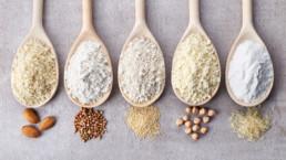 ¿Qué harina es la más saludable?