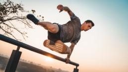Parkour para principiantes: trucos y movimientos básicos