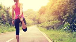 Qué hacer si nos da un tirón muscular en una pierna