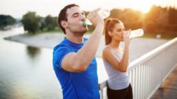 Deshidratación: síntomas y causas