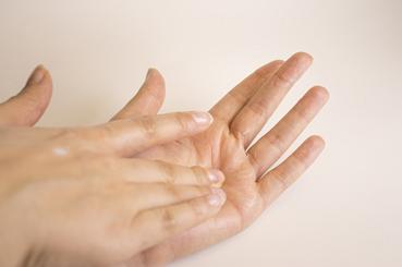 Gestos con las manos