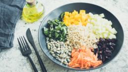 Dietoterapia: prevenir enfermedades mediante la alimentación