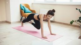 Cardio para principiantes: Ejercicios fáciles para hacer en casa (dedicando sólo 10 minutos al día)