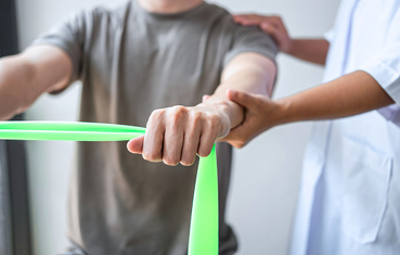 Técnicas FNP de fisioterapia